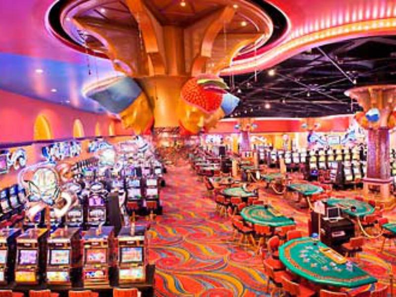 The dunes casino las vegas