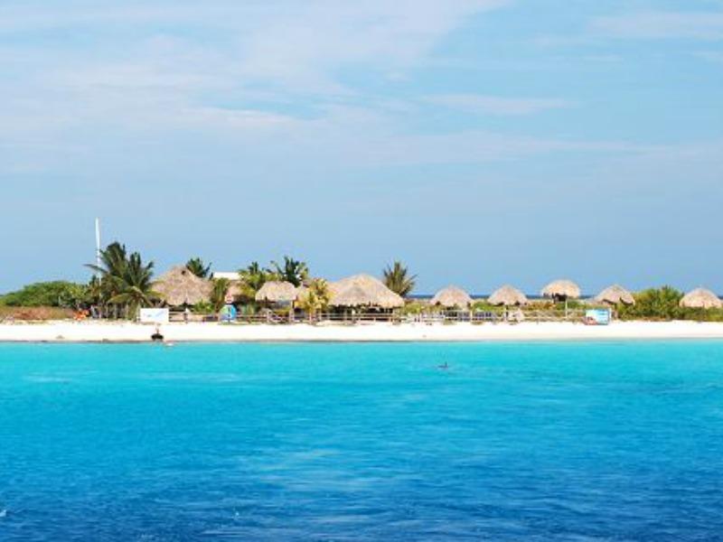 Experience Klein Curacao With Mermaid Island Experience